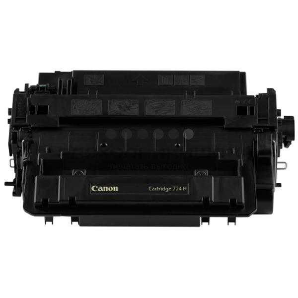 Canon 724H LBP6750/6780/MF512/513 Black (12500 стр)