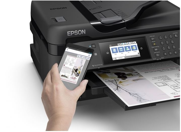 Epson WorkForce WF-7710DWF з WI-FI