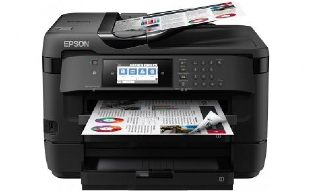 Epson WorkForce WF-7720DTWF c WI-FI